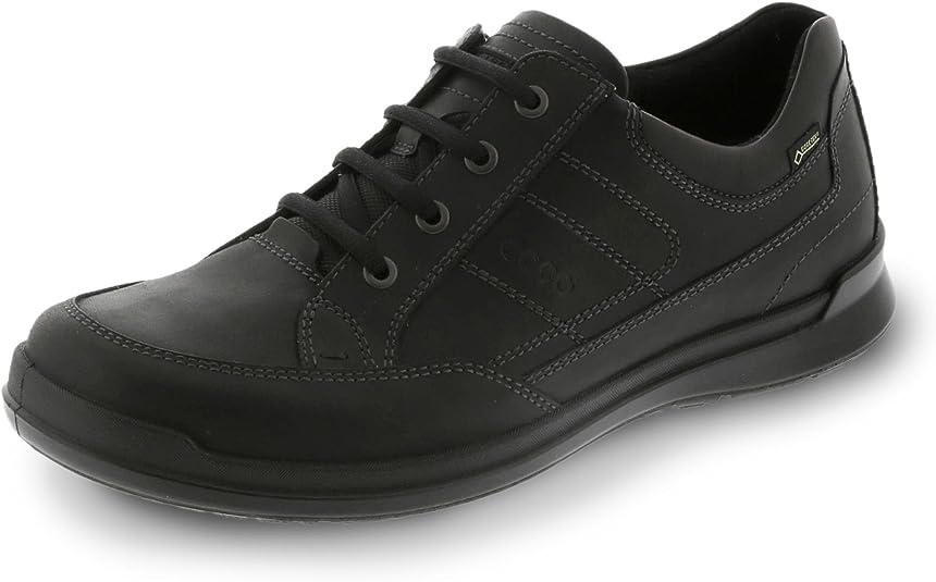 TALLA 43 EU. ECCO Howell, Zapatos de Cordones Derby Hombre