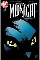 Hero Cats: Midnight over Stellar City #2 Kindle Edition
