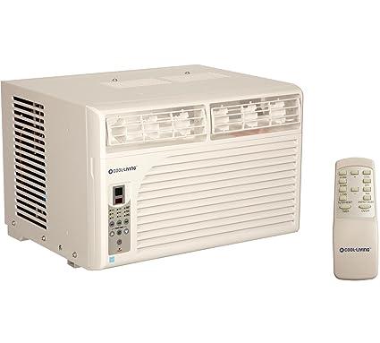 Cool Living AC 12,000 BTU Energy Star Window Mount Room Air Conditioner A/C  Unit