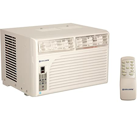 Cool Living 6,000 BTU Home/Office Window Mount Air Conditioner AC