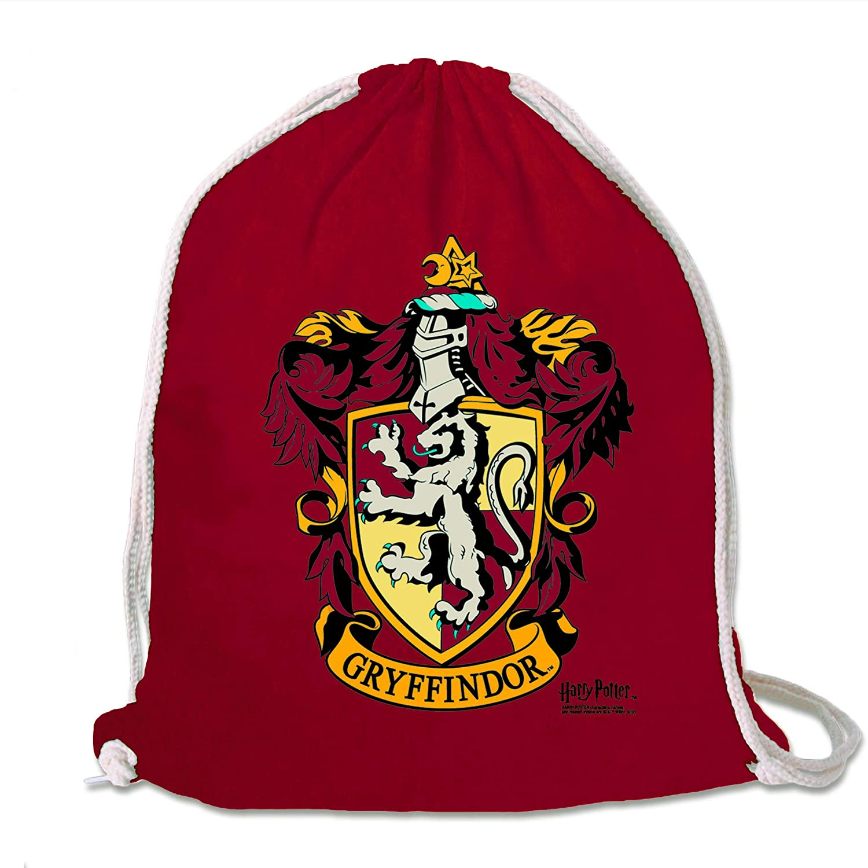 Gryffindor Design Original sous Licence LOGOSHIRT Logo Sac de Sport Harry Potter