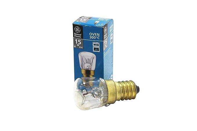 15 W lámpara bombilla para horno Hoover Candy: Amazon.es: Grandes ...
