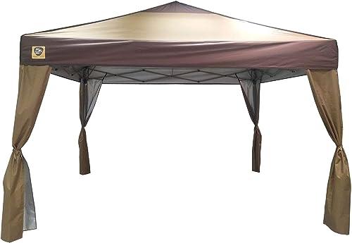 Z-Shade 10' x 10' Lawn and Garden Outdoor Portable Canopy