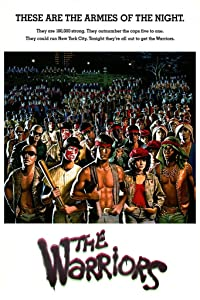 The Warriors Movie Poster 24in x 36in