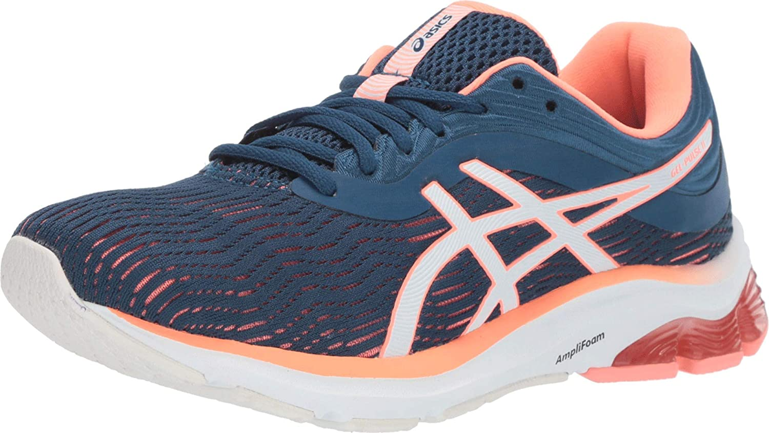 Entrada pavimento Nacarado  Amazon.com | ASICS Women's Gel-Pulse 11 Running Shoes | Road Running