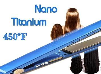 508a67e0f Chapinha Prancha Profissional Titanium 1 1/4 Até 450ºF Bivolt ...