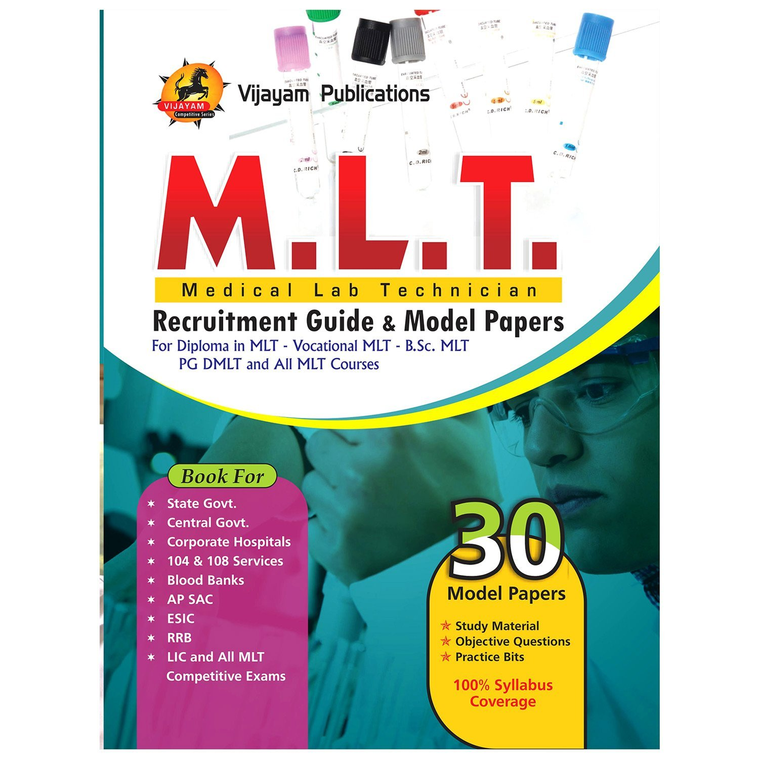Amazon in: Buy Mlt Recruitment Guide (TM) Book Online at Low Prices