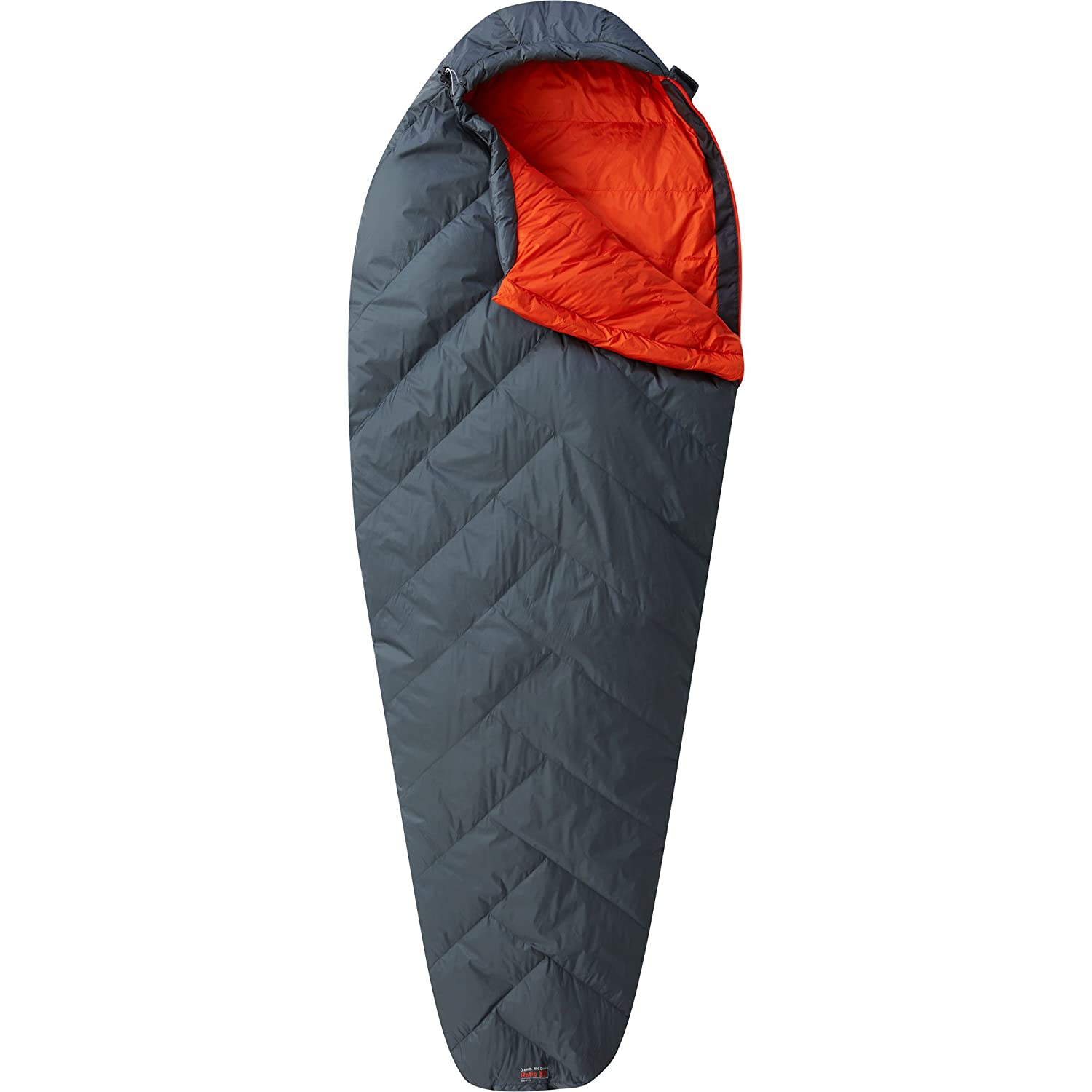 Mountain Hardwear Unisex Ratio 32F 0C Down Long Sleeping Bag