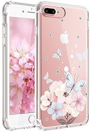 Amazon.com: JAHOLAN iPhone 6 Plus Funda, iPhone 6S Plus Case ...