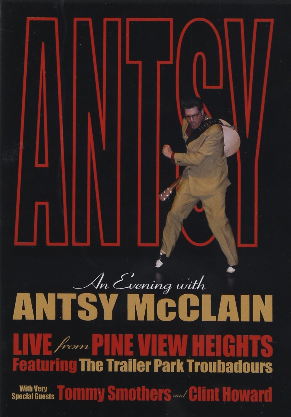 An Evening with Antsy McClain: Live from Pine View Heights - The Kitchen Table Tour