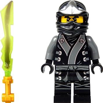 LEGO® Ninjago Cole Kimono Minifigure - Final Battle Suit ...
