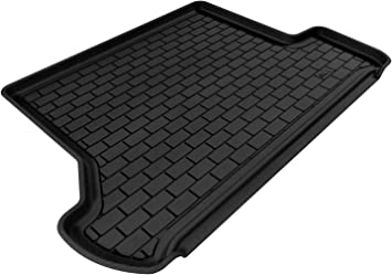 Gray Kagu Rubber 3D MAXpider Second Row Custom Fit All-Weather Floor Mat for Select Toyota 4Runner Models