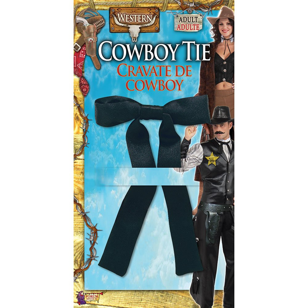 NEW WESTERN BOW TIE COWBOY SHERIFF FANCY DRESS (disfraz): Bristol ...
