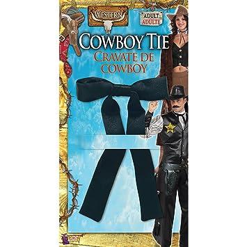 NEW WESTERN BOW TIE COWBOY SHERIFF FANCY DRESS (disfraz): Bristol ...