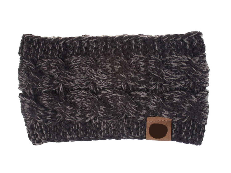 Multi Knitted Crochet Twist...
