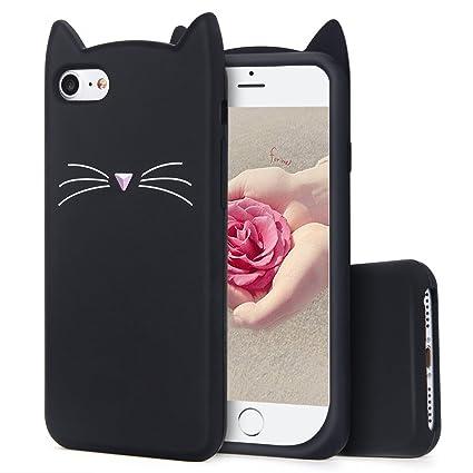 Amazon.com: iPhone 4 y 4S funda, ifunny lindo 3d Animales de ...