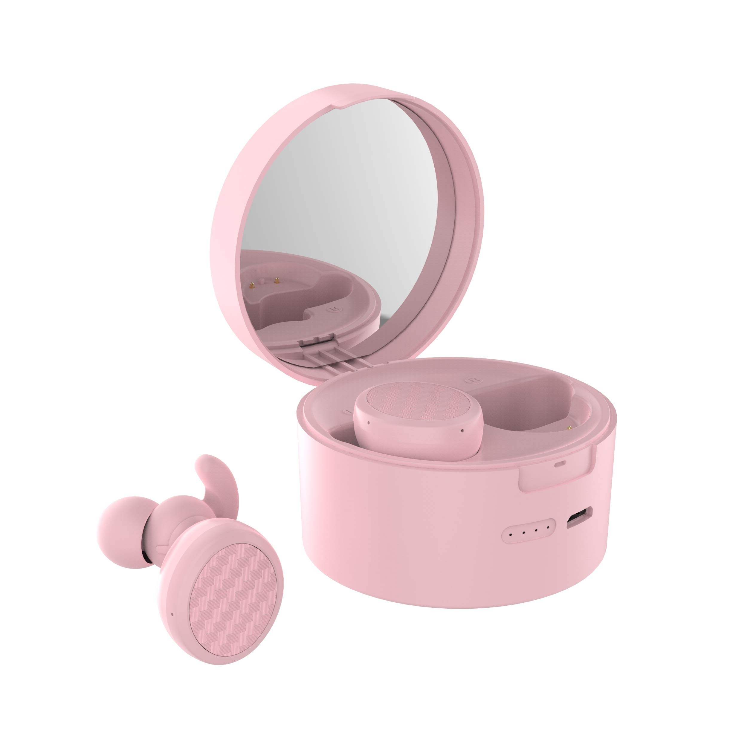 Auriculares Earbuds Inalambricos MR. ELEVEN Pink