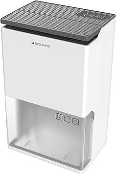 Bionaire Deshumidificador 12L Binaire BDH001X, 190 W, 12 litros ...