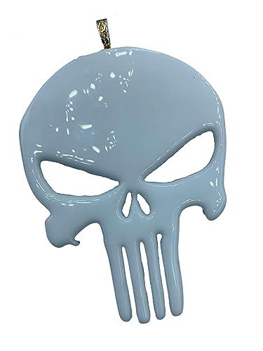 skull Ornament Halloween Ornaments boo ornament