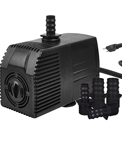 Simple Deluxe 400 GPH UL Listed Submersible Pump With 15u0027 Cord, Water Pump  For