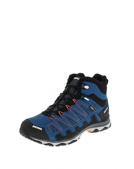 580076f957c1 Meindl Schuhe X-SO 70 Mid GTX Surround Men - blau/orange