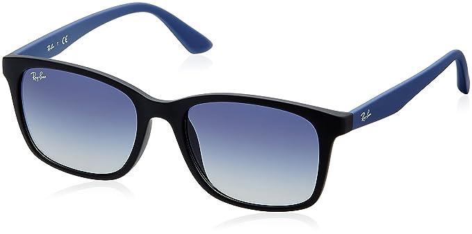 85704c1425 Ray-Ban Gradient Square Men Sunglasses (0RB7059I62024L55