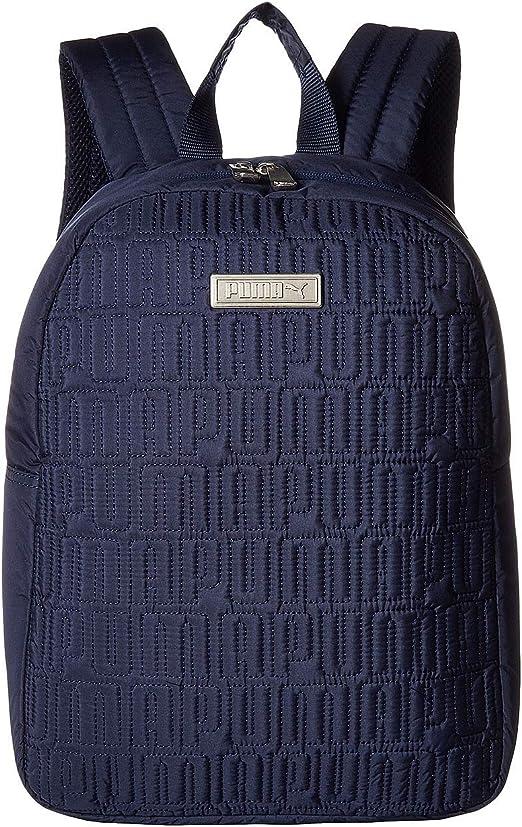 muestra Medio Disco  Amazon.com   PUMA Alpha Mini Backpack Navy One Size   Casual Daypacks
