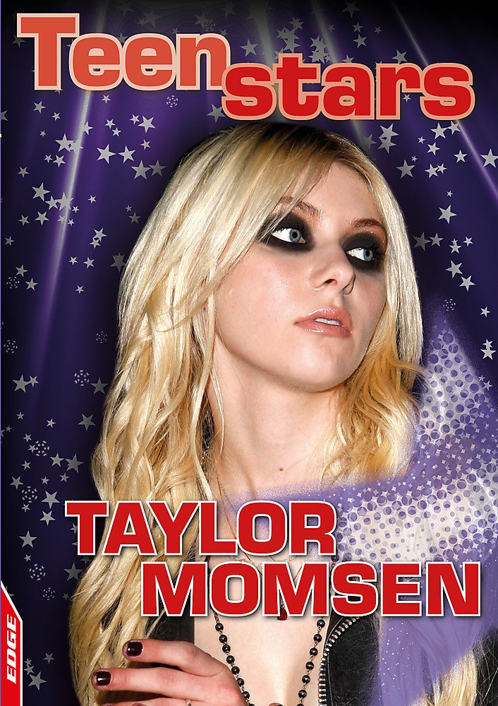 Read Online Taylor Momsen (EDGE: Teen Stars) pdf epub