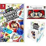 スーパー マリオパーティ+QUICK POUCH COLLECTION for Nintendo Switch (スーパーマリオ) マリオ (【Amazon.co.jp限定】オリジナル組み立てスマホペンスタンド 同梱)