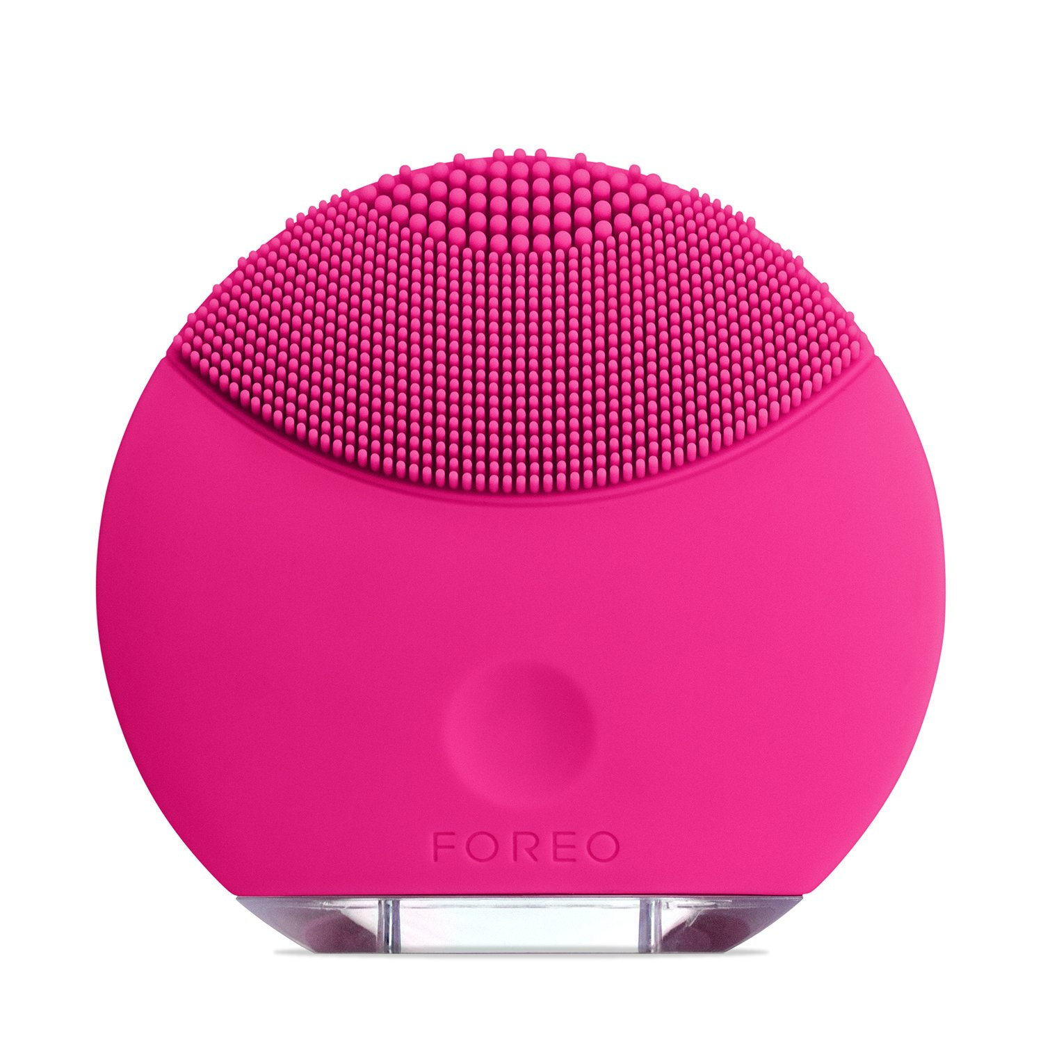 FOREO LUNA mini Silicone Face Brush with Facial Cleansing for All Skin Types