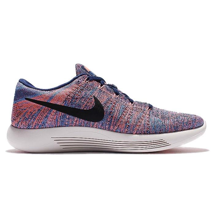 Nike 843764-400, Chaussures de Trail Homme, Bleu (Loyal Blue/Black-Blue Glow-Summit White), 45.5 EU