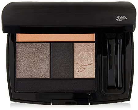 Lancome Color Design 5 Shadow and Liner Palette, No. 602 Gris Fumee, 0.141 Ounce
