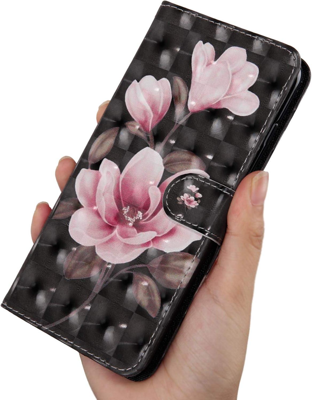 Homikon 3D PU Leder H/ülle Karikatur Muster Schutzh/ülle Brieftasche Ledertasche Handyh/ülle mit Kartensteckplatz St/änder Klapph/ülle Etui Flip Case Cover Kompatibel mit Samsung Galaxy A41 Eule