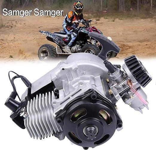 Samger Samger 49cc 2 Tiempos Motor Inicio de retroceso para Gas ...