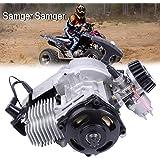 2-Takt 49CC Pull Startmotor Motor Für Pocket Bike Mini-Rennrad ATV Roller