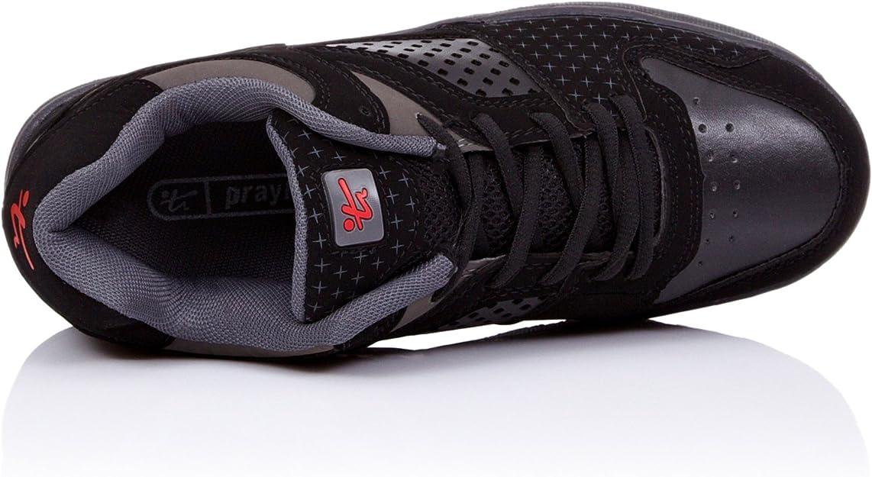 Praylas Zapatillas Mirlo Negro EU 43: Amazon.es: Zapatos y complementos