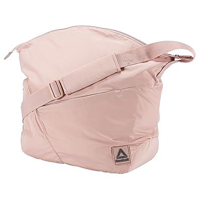 Reebok W Found Shoulder Bag, Mochila para Mujer, Rosa (Chlpnk), 24x15x45