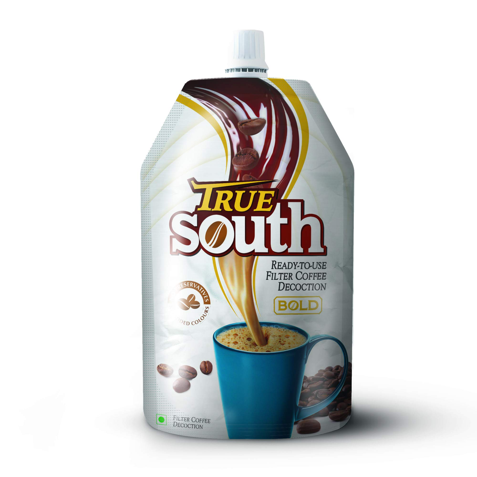 TrueSouth Bold - Ready To Use Filter Coffee Decoction (250 ml)