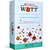 Word Witt: The Fast, Fun Dice Game for The Entire Family | Roll The Dice. Flip a Card. Race to Create The Most Words in…