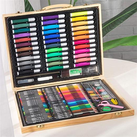 Juego de arte, pintura y dibujo, juego de pinturas artísticas para ...
