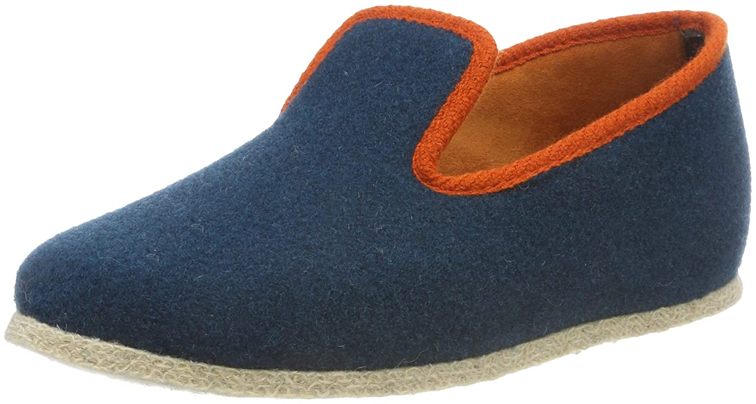 Chausse Mouton Chancenie, Pantofole Unisex – Adulto Blau (Peacock Blue 4400310)