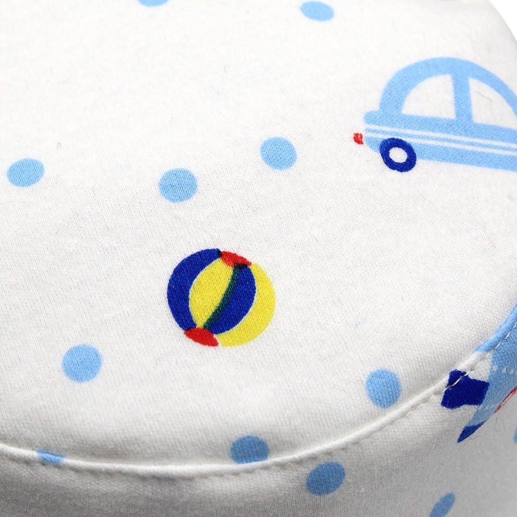 Bucket Sun Hat Baby Kids Toddlers 50 UPF Cartoon Cotton Summer Sun Cap Adjustable