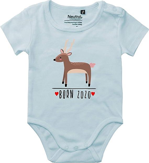 Kleckerliese Baby Body Vintage Spr/üche Jungen M/ädchen Kurzarm mit Motiv Born 2020