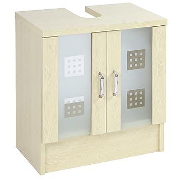 Waschbecken Mit Schrank waschbeckenunterschrank waschbecken schrank unterschrank in zwei