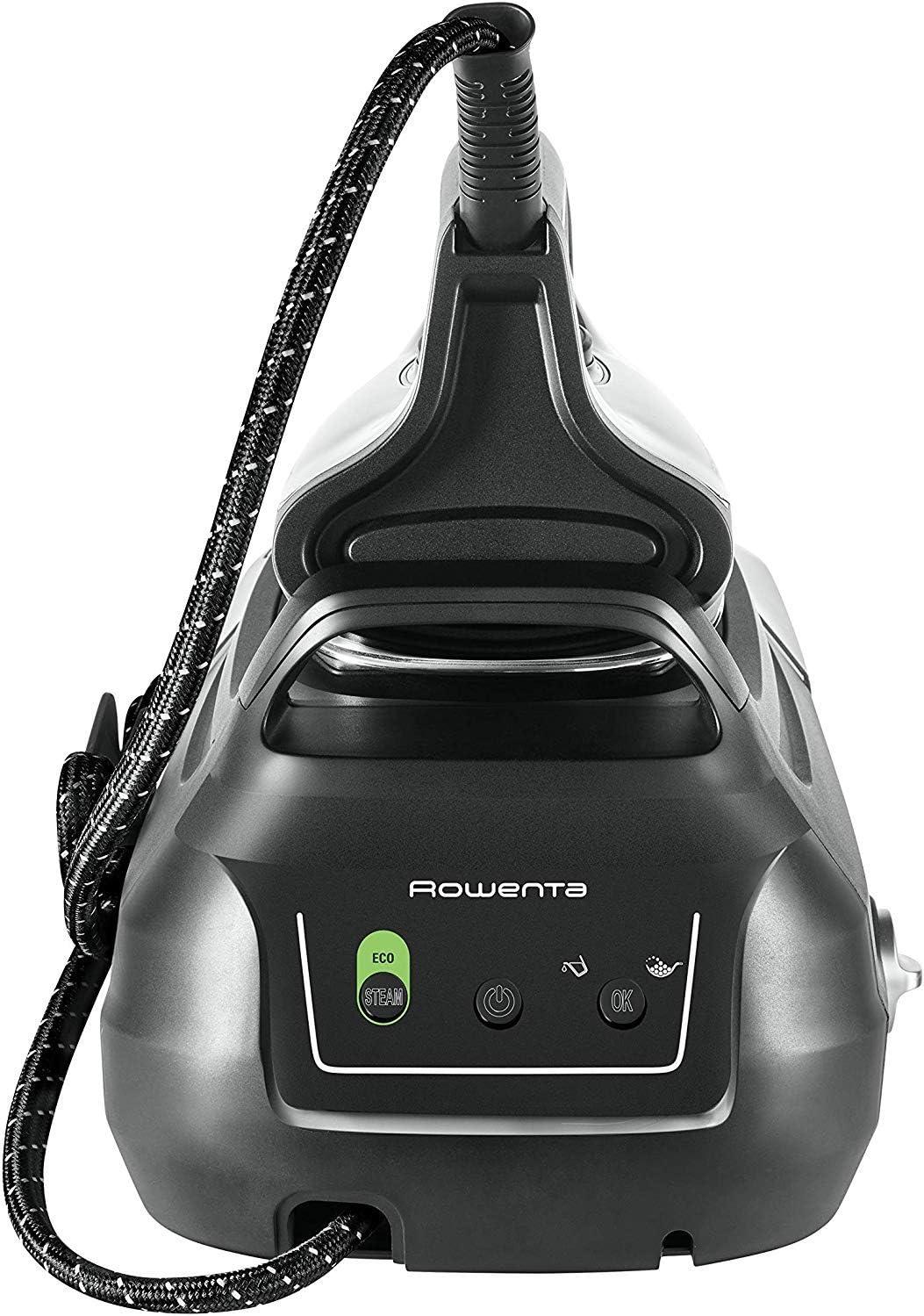 Rowenta DG8622 Perfect Steam Pro Sistema Anticalcare brevettato Ricondizionato Pressione 6.9 bar modalit/à risparmio energetico Potenza 2400 W Ferro da stiro con Caldaia