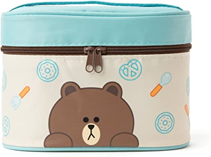 BROWN /& SALLY Mini Eco-bag for Kids 100/% Authentic LINE FRIENDS