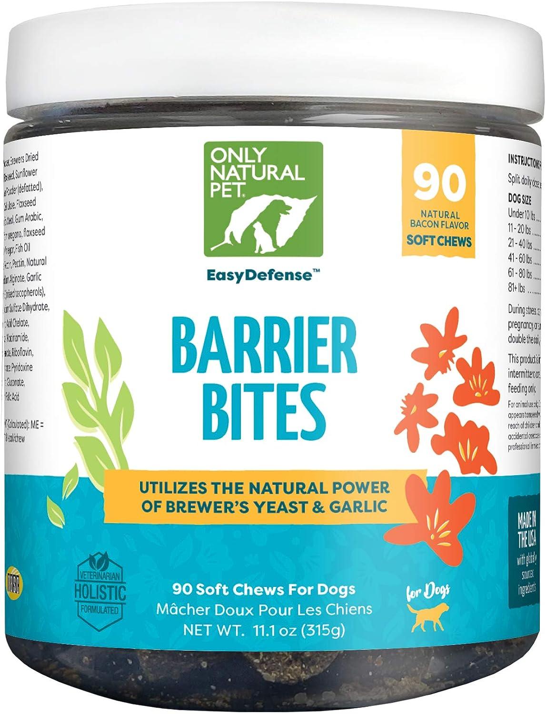 Only Natural Pet EasyDefense Barrier Bites Soft Chews (90 Soft Chews)