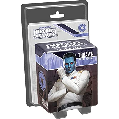 Star Wars: Imperial Assault - Thrawn Villain Pack: Toys & Games