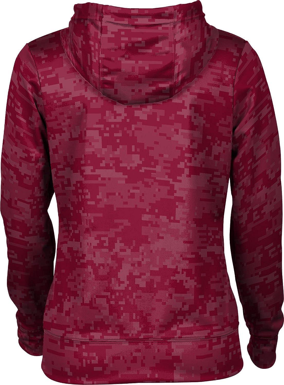 Digi Camo School Spirit Sweatshirt South Carolina State University Girls Pullover Hoodie
