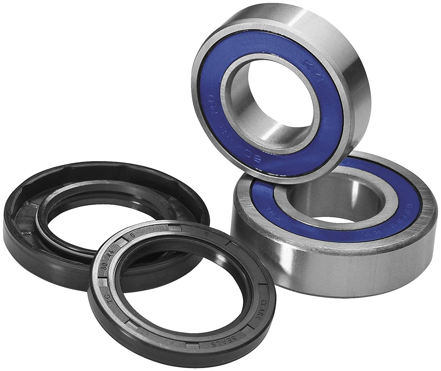 25-1365 NEW ALL BALLS Wheel Bearing and Seal Kit  FREE SHIP